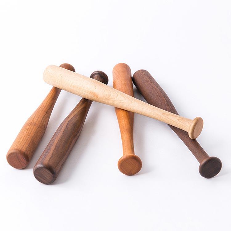 Natural Hard Wood Baseball Bat