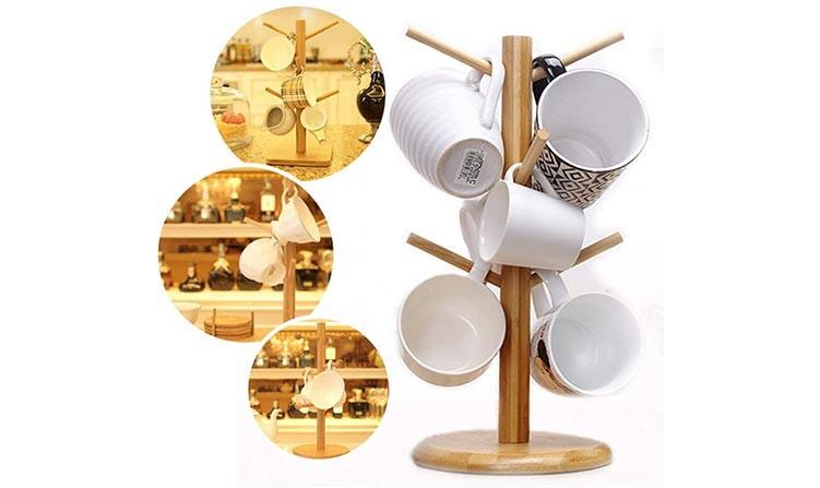 Wooden kitchen appliance